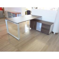 biurko LUNA z szafką